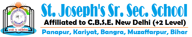 logo rectangle st. joseph's sr. sec. school