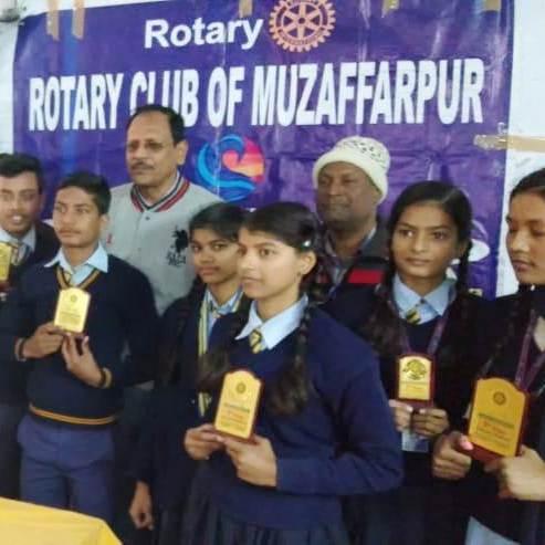 certificate rotary club muzaffarpur 2018