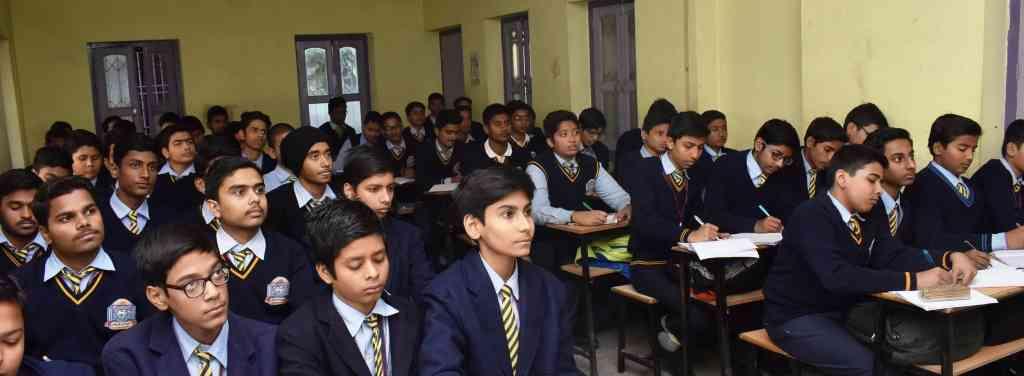 class room St. Joseph's Sr. Sec. SchoolHostel, CBSE School affiliated school, Muzaffarpur Bihar